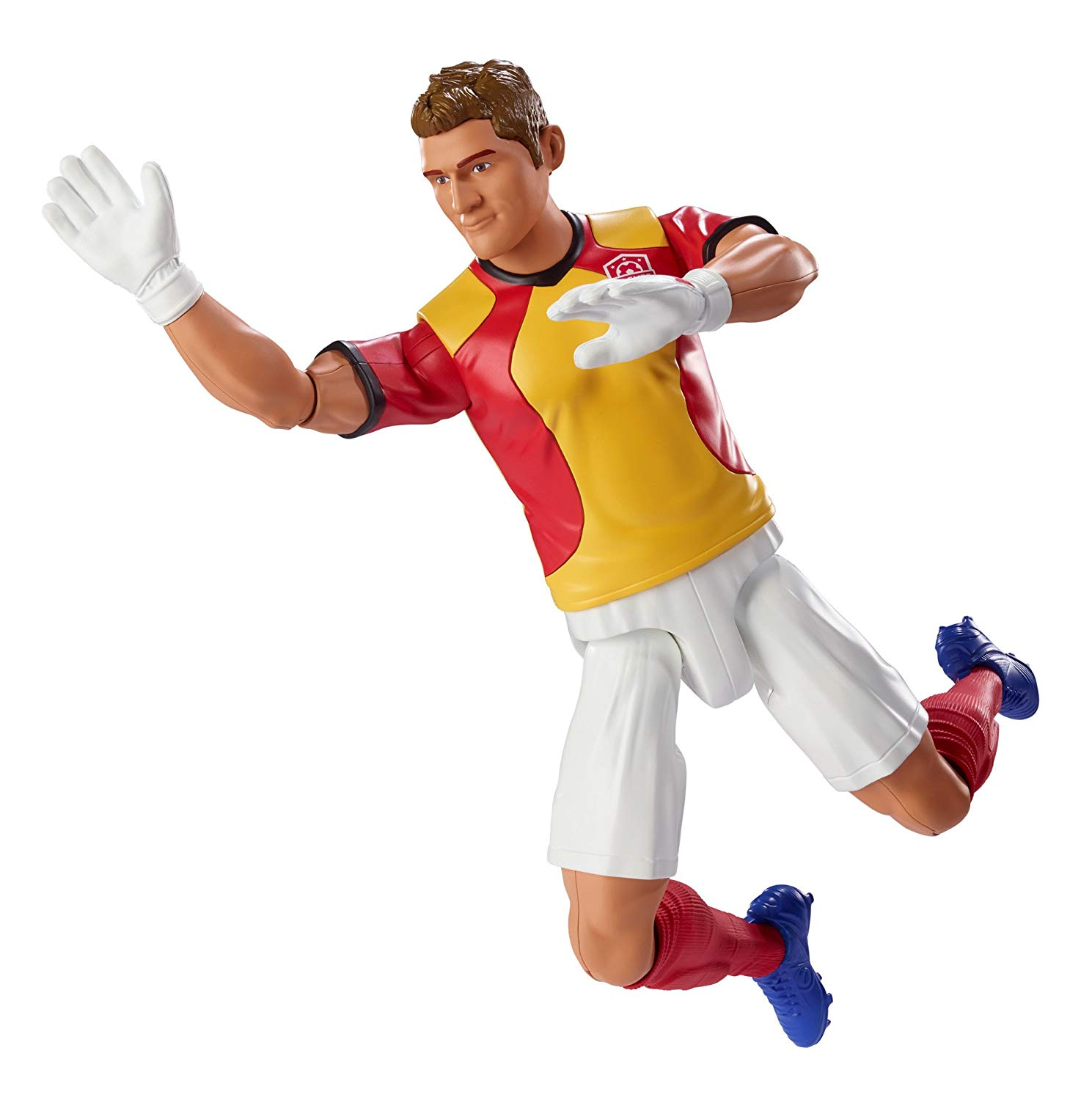 Iker Casillas Soccer Action Figure