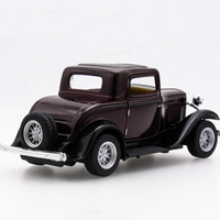 1:32 Scale Car Toys Metal Pull Back Car Model Toy Collection Gift For Kids