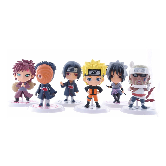 Special Shape OEM Figures Marvel Action Figures for Naruto