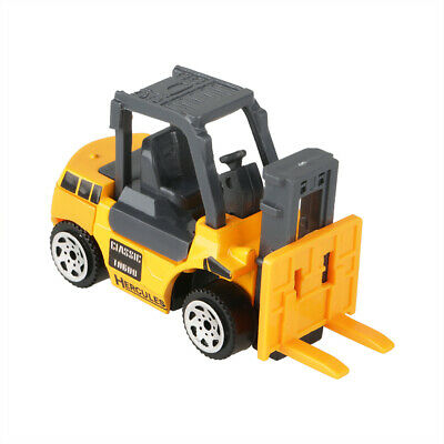 1:64 Diecast Alloy Construction Vehicle Kids Toy Engineering Car Dump Truck Mini