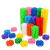 Interlocking Building Set STEM Toy | Promote Color Sorting & Math Counting Skills