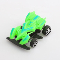 Colourful Cheap Price Agents Promotional Pull Back Car Toy Model Set