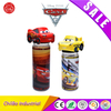 Custom PVC Plastic Cartoon Character Animals Water Bottle Cup Decoration Toys