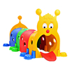Children Plastic Toys Kids Indoor Climbing Tunnel Plastic Intelligent Toys Tunnel Toy