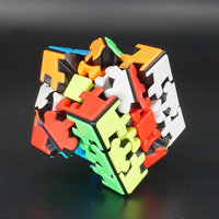 Best Selling 3*3*3 Abnormity Stickerless Speed Magic Cube Puzzle Toys Maker