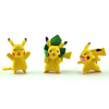 OEM Custom Make Lovely PVC Material Mini Pikachu Toy Action Figure