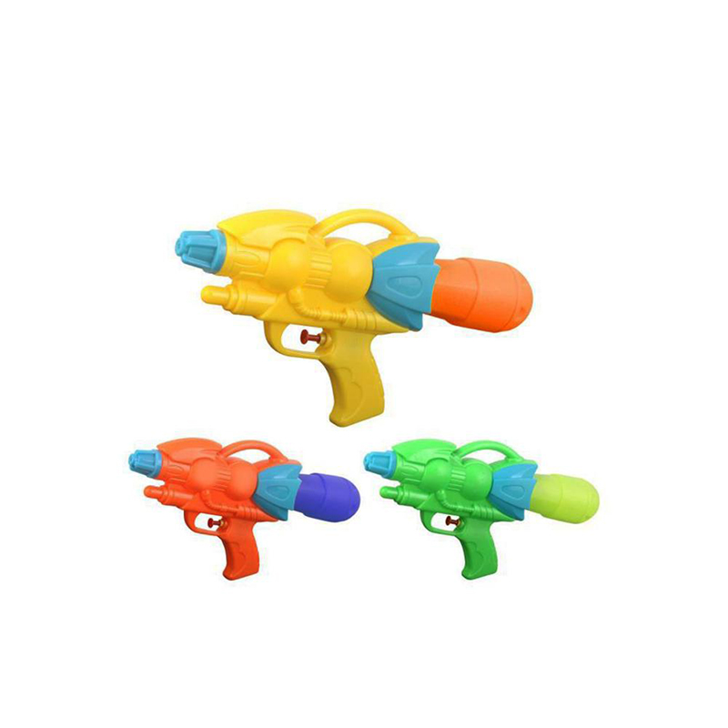 Wholesale Custom Colorful Plastic Toy Water Gun Outdoor Children Educational Gift for Kids Fun