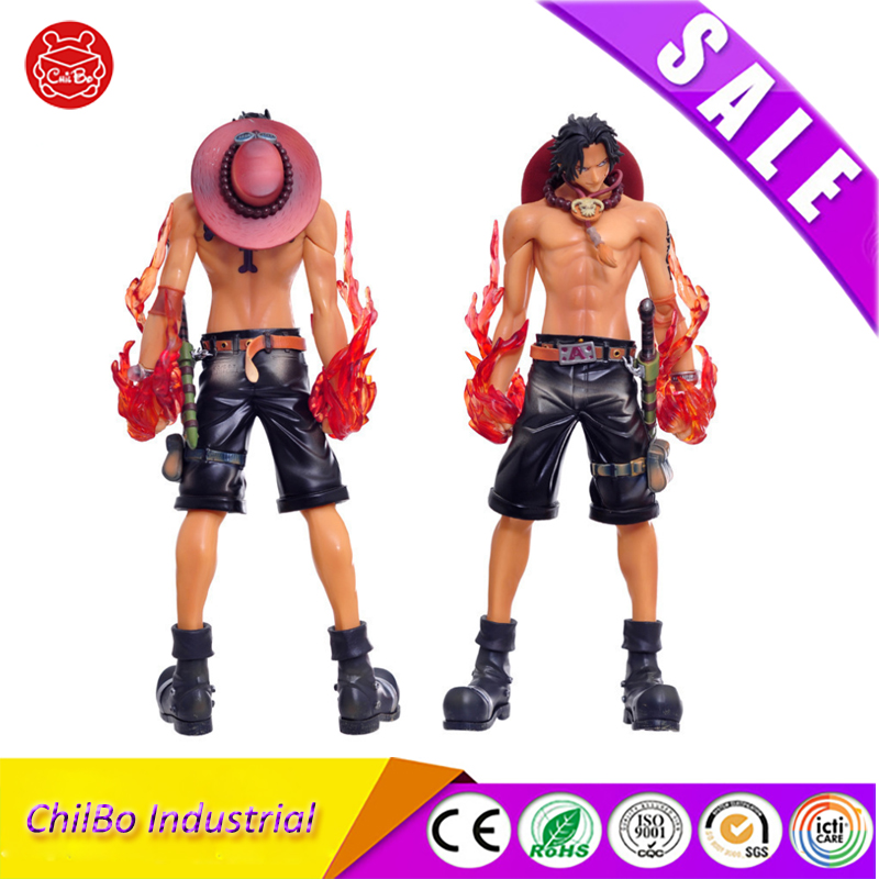 Good Quality Japanese Character Action Figure Model Cartoon Figures Birthday Boy Gifts