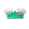 Educational toy plastic Elementary Pan Balance 500cc with weights & weight box