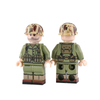 Novelty ABS Military Toys Miniature Anime Action Figure Warriors Figure