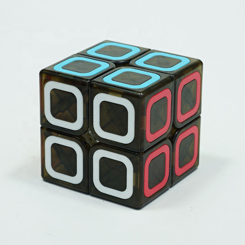 Learning Brain Charms Colorful Twist Intelligence Toy Test Magical Cube for High Iq