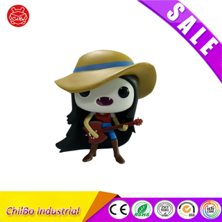 Custom Mini Anime Figure Cartoon Plastic Figure Designer PVC Character