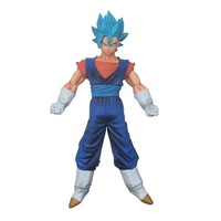 Famous Japanese Style Plastic/PVC Dragon Ball Z Figures Cartoon Character Anime Action Figures for Gift