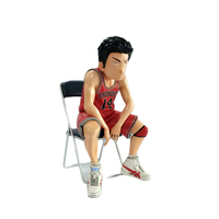 Japan Anime Basketball Player Slam Dunk Action Figure Custom PVC Basketball Action Figure Promotion Gifts