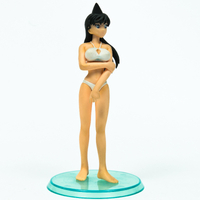 Custom Plastic Japan Cartoon Cute Female Girl Action Figure