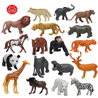 Plastic Wild Animal Toy for Sale